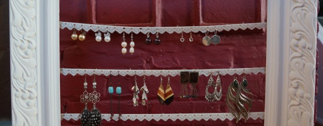 Porte boucles d 39 oreilles archives spring in fialta - Faire un porte boucle d oreille ...