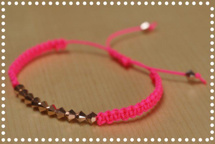 braceletneonrosegold1