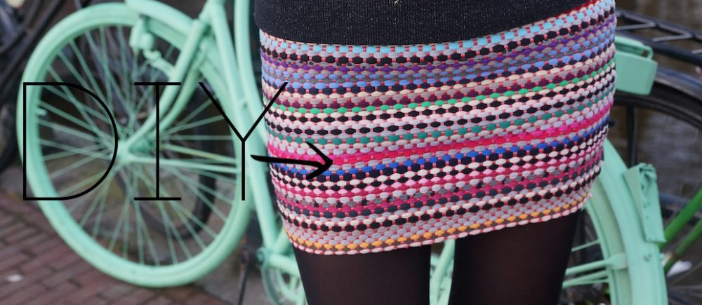 DIY jupe banner