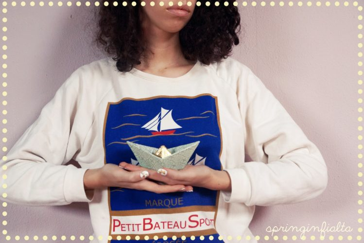 petit beateau sweat SIF