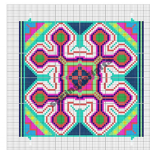 idee pattern cross stitch copy