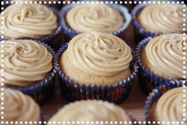 cupcakes vegan glacés