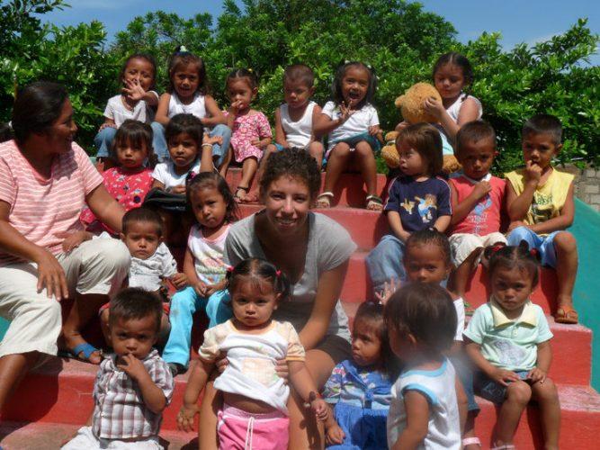 nicaraguas bébés