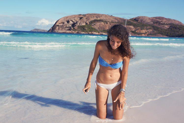 bikini perles - porté 2