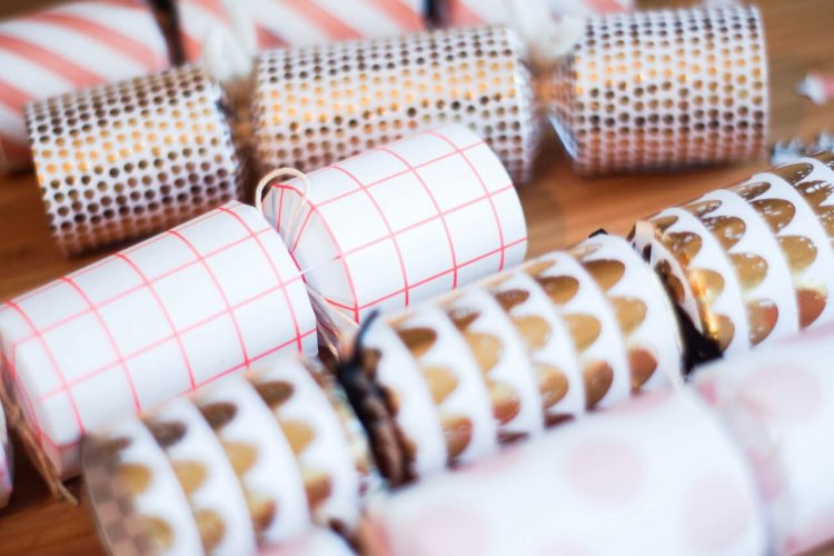DIY crackers de Noël - Tutoriel facile!