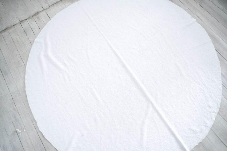 Etapes serviette ronde-3
