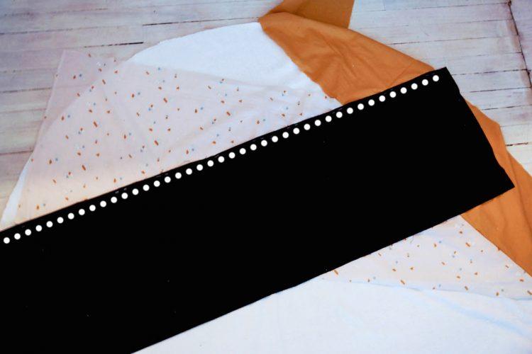 Etapes serviette ronde-6