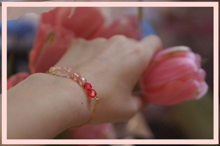 DIY: Bracelet Ombré