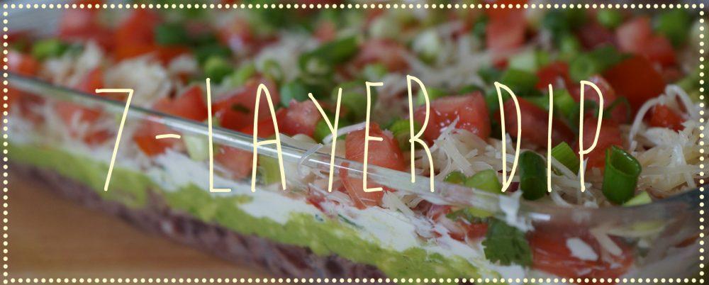 Pique-nique parfait : 7 layer dip