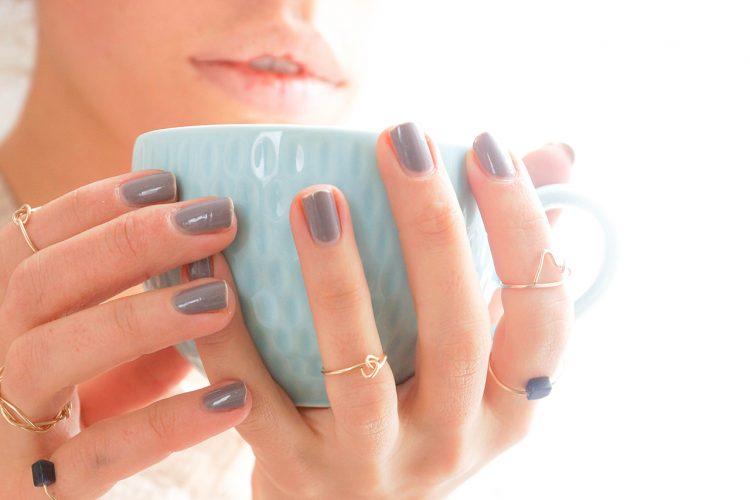 DIY dainty rings?