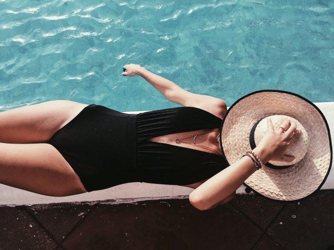 DIY maillot une pièce décolleté plongeant