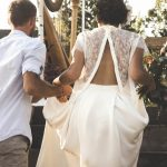 DIY robe de mariée
